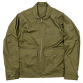 Summer Flight JKT, Ventile Olive