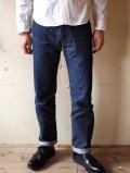 TCBJeans 60's-66model