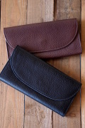 This is...(ディスイズ) Shrink Leather Long Wallet-1