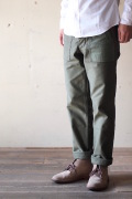 WORKERS Baker Pants Slim Reversed Sateen 2-Tone-1