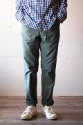 WORKERS Baker Pants, Slim Fit Reversed Sateen OD-1