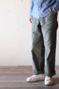 WORKERS Baker Pants Standard Fit 2-Tone-1
