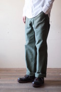 WORKERS Baker Pants, Standard Fit Reversed Sateen 2-Tone-1