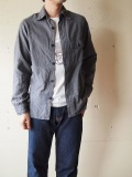 WORKERS K&TH CPO Shirt, GRY-MAIN1