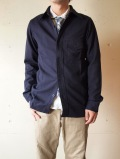 WORKERS K&TH CPO Shirt, Wool-MAIN1