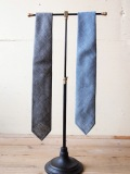 WORKERS Hand Tailored Tie, Chambray