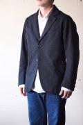 WORKERS Moonglow JKT Wool Cotton Serge-1