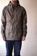 WORKERS Mountain Parka Ventile, Russet-1