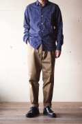 Workers Officer Trousers 2-Tac USMC Khaki-1
