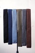 WORKERS Silk Knit Tie, 2015 F/W-1