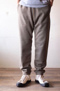 WORKERS Sweat Pants Khaki-1