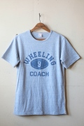 WORKERS T-Shirt Wheeling Coach, Blue-1