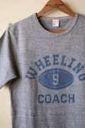 WORKERS T-Shirt Wheeling Coach, Gray-1