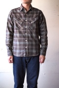 WORKERS Western Shirt Flannel-1