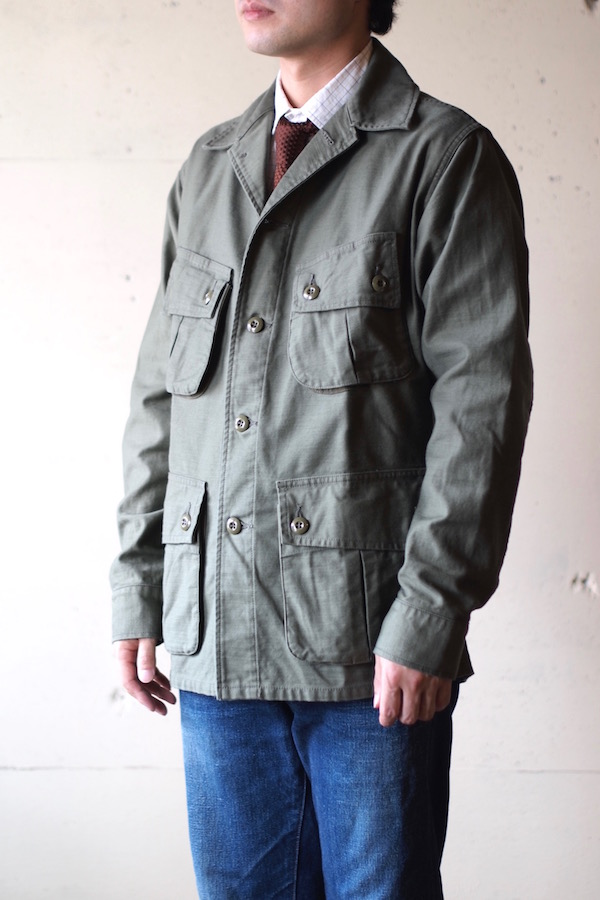 WORKERS Fatigue JKT Reversed Sateen OD-1