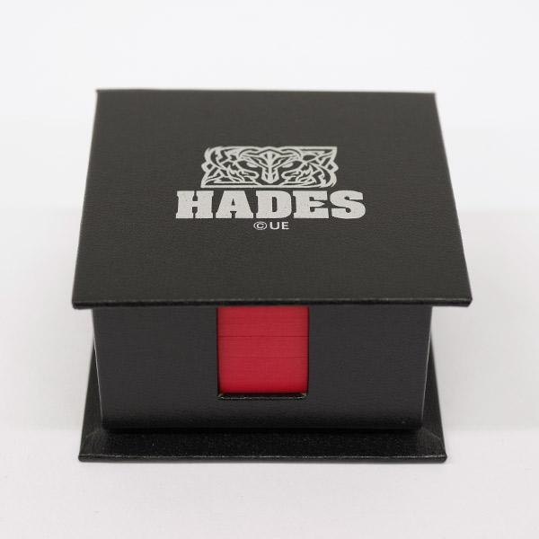 【ボックス型メモ】HADES