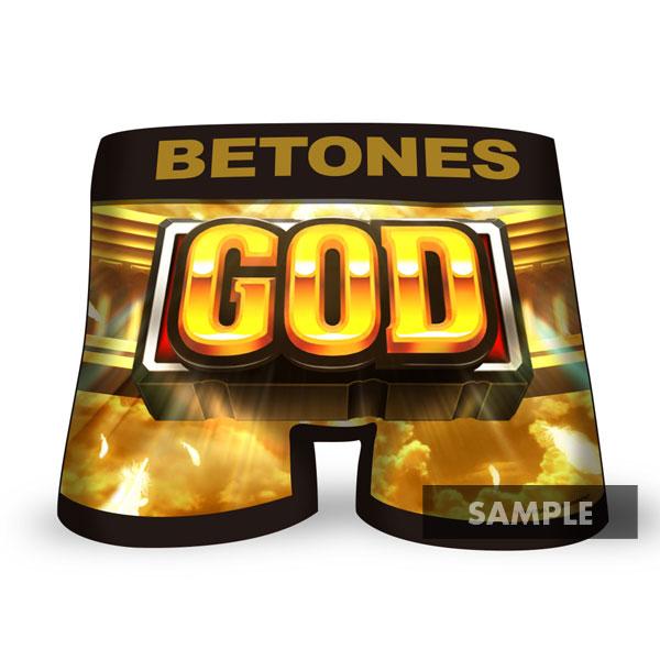 BETONES×UNI-MARKET(GOD×HADES)