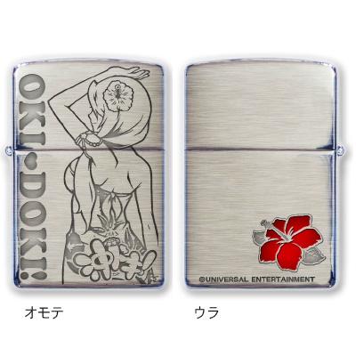 【ホール景品】【ZIPPO】沖ドキ!パラダイス - カナちゃん