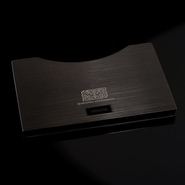 SAROME×UNI-MARKET【ネームカードケース】HADES