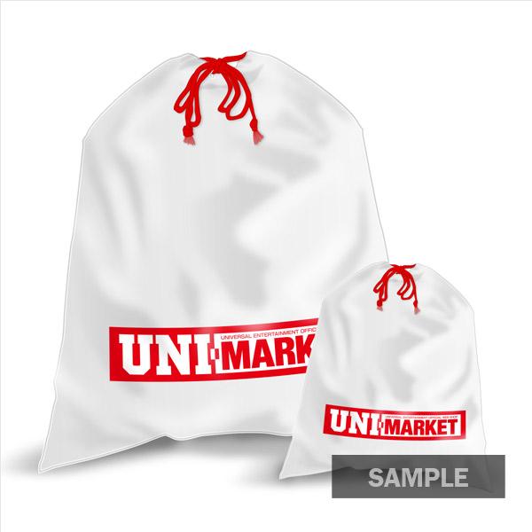 【ギフトバッグ】UNI-MARKETロゴ