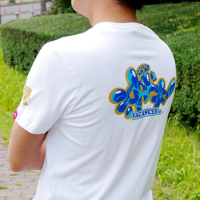 【半袖】沖ドキ! VACANCES ロゴ