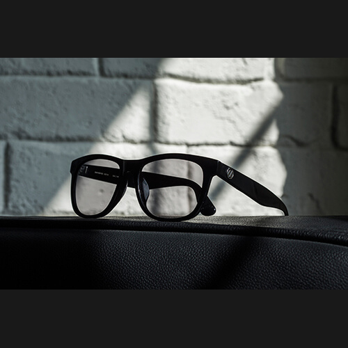 【sevens】sunglasses - black