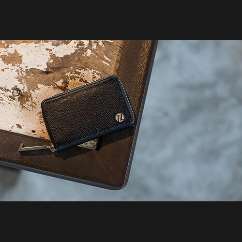 【sevens】multi card case - black