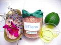 手作り石鹸アンティアン ヒマラヤ手岩塩天然入浴剤アロマバスソルト「グッドスリープ250」写真