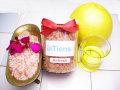 手作り石鹸アンティアン ヒマラヤ手岩塩天然入浴剤アロマバスソルト「リフレッシュ250」写真