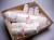 アンティアン手作り石鹸とオーガニックタオルの出産お祝いセット