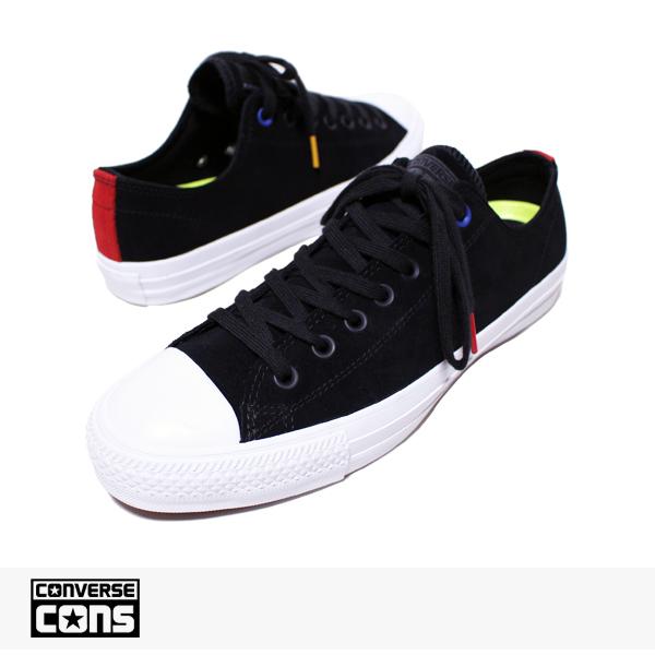 CONS CTAS PRO OX BLACK   BLACK   WHITE / CONVERSE SB コンバース