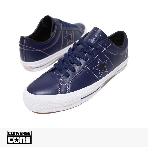 CONS ONE STAR PRO OX SEAN PABLO NIGHTTIME NAVY | PINK FREEZE | WHITE / CONVERSE SB コンバース