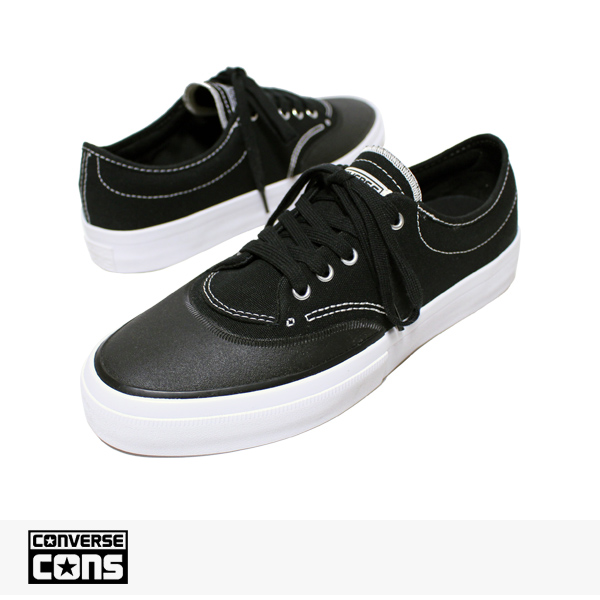 再入荷!CONS CRIMSON CANVAS OX BLACK | WHITE | NATURAL / CONVERSE SB コンバース【ハロウィン10%OFFクーポン対象】