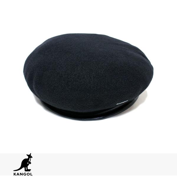 KANGOL WOOL MONTY / カンゴール ベレー帽