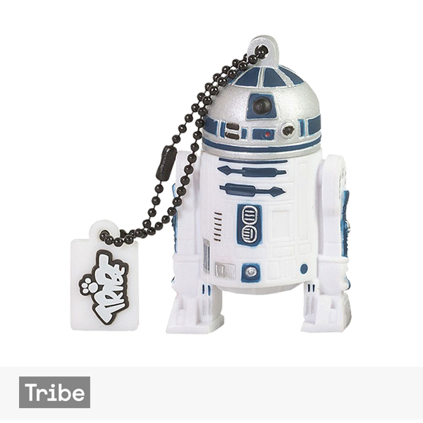 TRIBE × STAR WARS R2-D2 USB FLASH DRIVE / トライブ USBメモリ