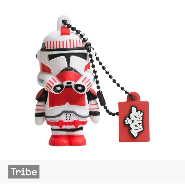 TRIBE × STAR WARS SHOCK TROOPER USB FLASH DRIVE / トライブ USBメモリ