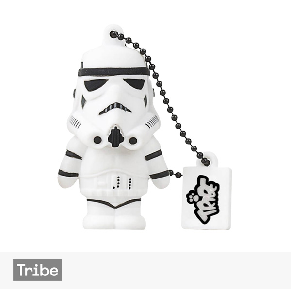 TRIBE × STAR WARS STORMTROOPER USB FLASH DRIVE / トライブ USBメモリ