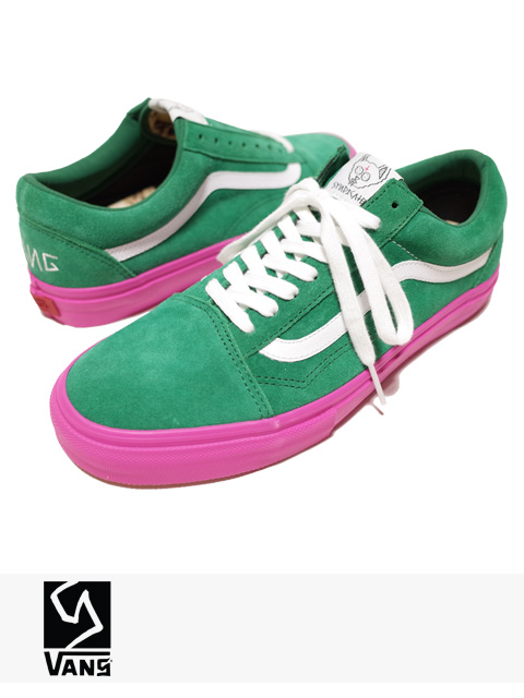 "VANS SYNDICATE OLD SKOOL PRO ""S"" GOLF WANG (ODD FUTURE) PACK 