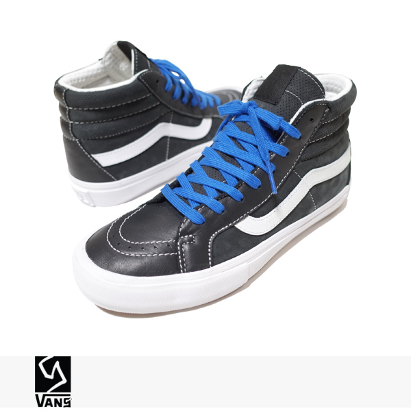 "VANS SYNDICATE SK8-HI REISSUE NYC ""S"" ANDY KESSLER 
