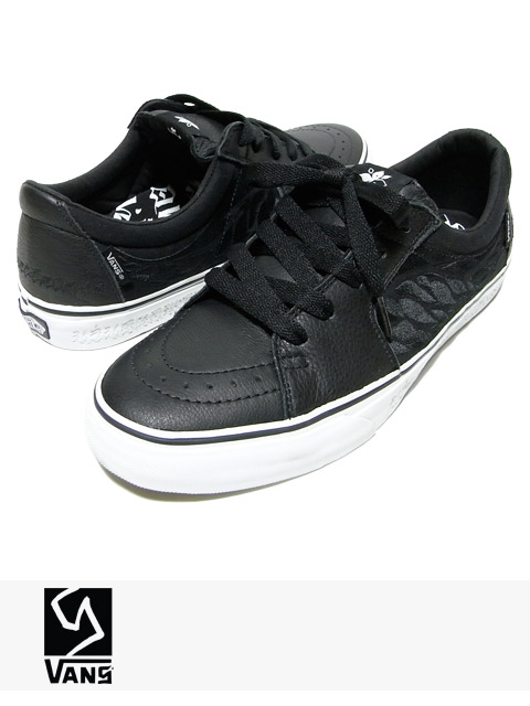 VANS SYNDICATE AV SK8-LOW USUGROW | BLACK | 薄黒 / バンズ シンジケート