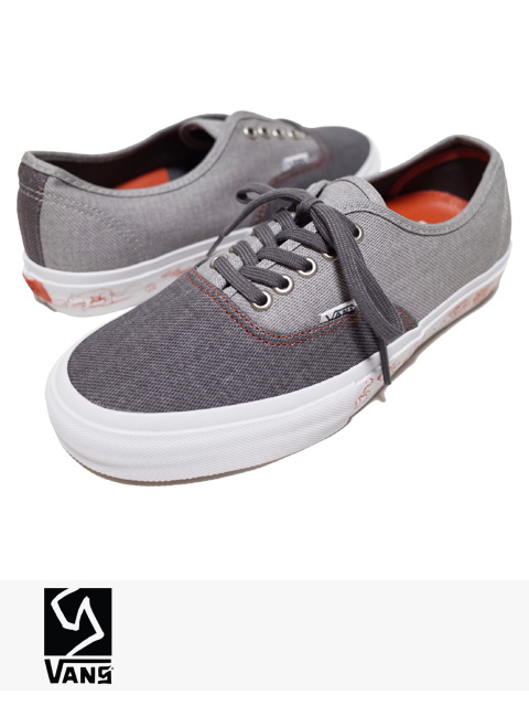 "VANS SYNDICATE AUTHENTIC PRO ""S"" 