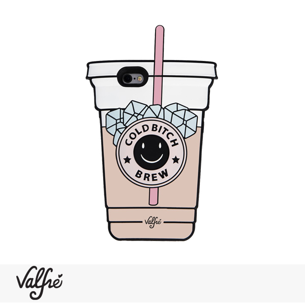 VALFRE COLD BITCH BREW 3D iPhone 6/6s CASE / ヴァルフェー アイフォンケース