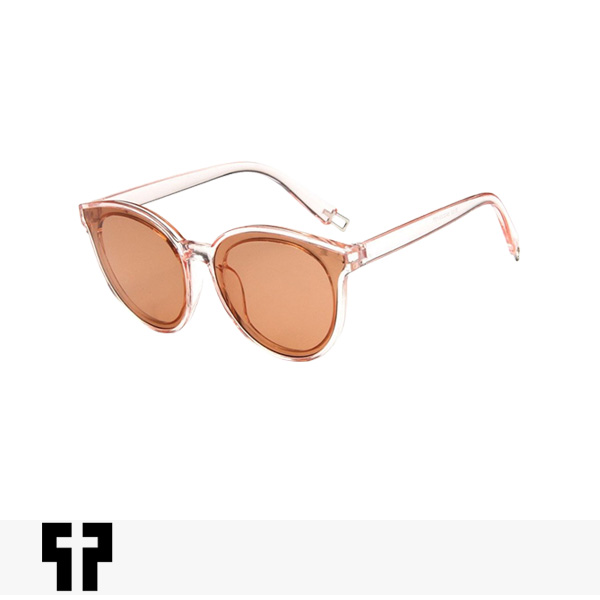 PETALS AND PEACOCKS AFTER HOURS SUNGLASSES | PEACH / ペタルズアンドピーコックス サングラス【2点以上購入でさらに8%OFF対象商品】