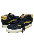 VANS SYNDICATE MID SKOOL ��S�� TONY ALVA / NAVY / YELLOW