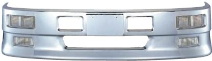 ハイブリッドバンパー4t標準 H430 W2,150(ハロゲンフォグランプ/下段LEDフォグランプ仕様)