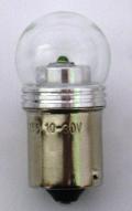 LED電球タイプバルブ G18タイプ シングル 12V/24V共用 スーパークリア