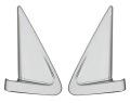 メッキミラー根元カバー  S500系ハイゼット・サンバー・ピクシス