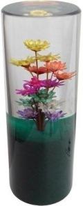 水中花シフトノブ 130mm 50Φ緑 (マルチタイプ)