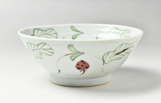 林京子 イチゴ図平中鉢