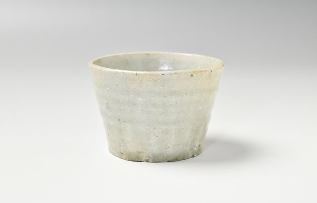 灰釉朝小鉢